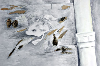 Gille Rondot - autoportrait